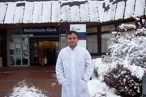 Estágio na Alemanha