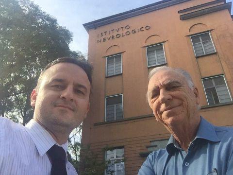 Curso de Tumores Cerebrais 2018 em Milão (Itália)